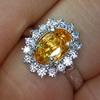 YAH02 - Yellow Sapphire