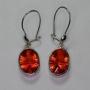 EA4849 - Orange Citrine Earrings
