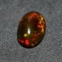 FBO5 - Full Fire Brown Opal