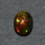 FBO8 - Full Fire Brown Opal