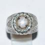 FER523 - White Sapphire