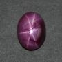 GST1407 - African Star Ruby