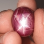 GST1464 - African Star Ruby