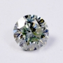 GSW357 - Green Tint Moissanite