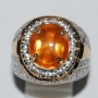 HG3393 - Yellowish Brown Garnet