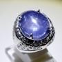 HS1020 - Star Blue Sapphire