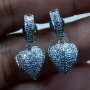 JF231 - Diamond Earrings