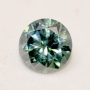 JWL754 - Green Moissanite