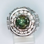 SAB3533 - Light Yellowish Green Sapphire