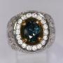 SDR2101 - Bi Color Sapphire