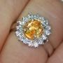 YAH05 - Yellow Sapphire