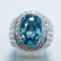 ZR5055 - Blue Zircon