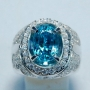 ZR5059 - Blue Zircon